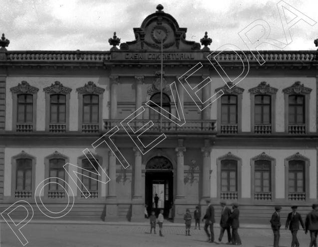 Calles y plazas de pontevedra - Segunda mano casas pontevedra ...